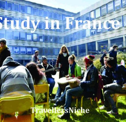 Student Visa to France from Nigeria