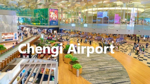Best Airports in the world Chengi Airport